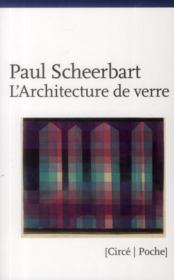 L'architecture de verre - Couverture - Format classique