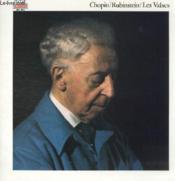 Disque Vinyle 33t Les Valses. Face A: N°1- En Mi Bemol, Op.18 N°2- En La Bemol, Op.34n°1. Face B: N°7- En Ut Diese Min., Op.64 N°2 N°8- En La Bemol, Op.64n°3 - Couverture - Format classique
