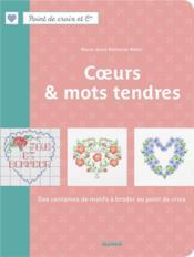 Coeurs & mots tendres - Couverture - Format classique