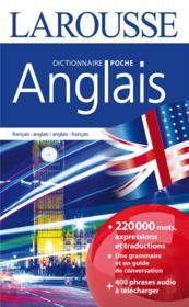 Larousse de poche ; anglais ; français-anglais / anglais-français - Couverture - Format classique