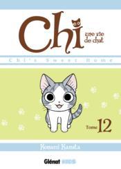 Chi ; Une Vie De Chat T.12 - Couverture - Format classique
