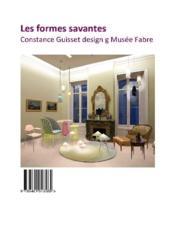 Les formes savantes - Couverture - Format classique