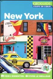 GEOguide coups de coeur ; New-York (édition 2018) - Couverture - Format classique