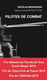 Pilotes de combat - Couverture - Format classique