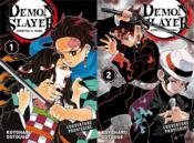 Demon slayer T.1 - Couverture - Format classique