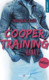 Cooper training ; Harry - Couverture - Format classique
