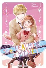 This teacher is mine ! T.7 - Couverture - Format classique