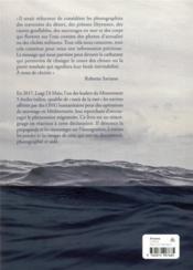 En mer, pas de taxis - 4ème de couverture - Format classique
