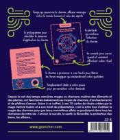 Les charmes magiques : 75 cartes de rituels & un livret ; coffret - 4ème de couverture - Format classique