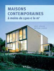 Maisons contemporaines à moins de 1500 euros le m2 - Intérieur - Format classique