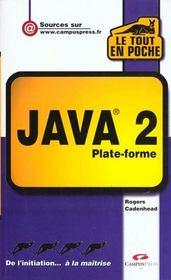 Java 2 - Intérieur - Format classique