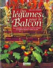 Legumes pour le balcon - Intérieur - Format classique