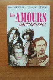 Les Amours Particulieres - Intérieur - Format classique