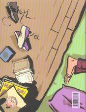 Pattes de velours - 4ème de couverture - Format classique