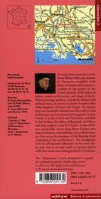 Le château du roi rené à tarascon ; version anglaise - 4ème de couverture - Format classique
