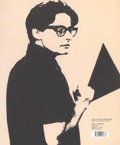 Mira schendel - 4ème de couverture - Format classique
