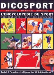 Dicosport ; l'encyclopédie du sport - Intérieur - Format classique