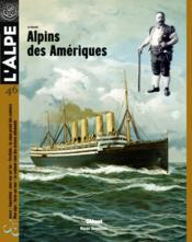 L'ALPE N.46 ; Alpins des Amériques - Couverture - Format classique