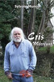 Cris Mecreant - Couverture - Format classique