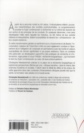 Recherche biographique et clinique narrative. ecouter et entendre le sujet contemporain - 4ème de couverture - Format classique