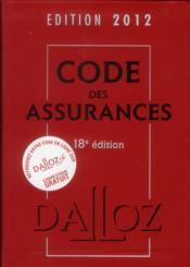 telecharger Code des assurances (edition 2012) livre PDF en ligne gratuit