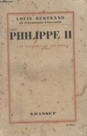 Philippe Ii. - Couverture - Format classique