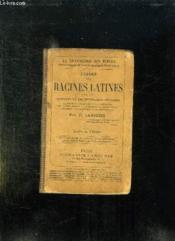 JARDIN DES RACINES LATINES. LIVRE DE L ELEVE. 18em EDITION. - Couverture - Format classique