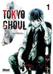 Tokyo ghoul T.1 - Couverture - Format classique