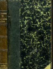 Le Docteur Gion - Couverture - Format classique