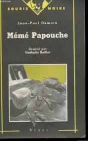 Meme Papouche - Couverture - Format classique
