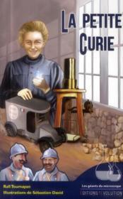 La petite Curie - Couverture - Format classique