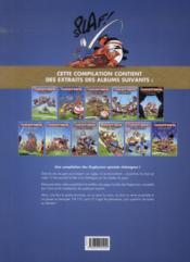 Les rugbymen ; best or ; spécial castagne ! - 4ème de couverture - Format classique
