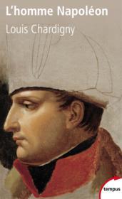 L'homme Napoléon - Couverture - Format classique
