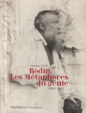 Rodin ; les métaphores du génie - Couverture - Format classique
