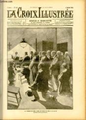 LA CROIX ILLUSTREE N° 106 - Troisième année - La prière du soir dans un asile de nuit, à Paris (dessin de Riou de Lagesse) - Couverture - Format classique