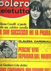 Bolero Film Teletutto - N°1069 - Couverture - Format classique