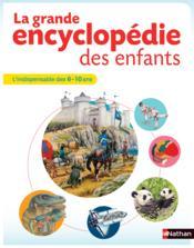 La grande encyclopédie des enfants - Couverture - Format classique