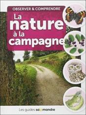 La Nature A La Campagne - Couverture - Format classique