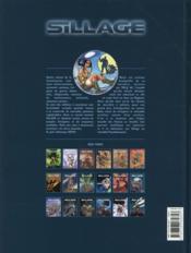Sillage T.18 ; psycholocauste - 4ème de couverture - Format classique