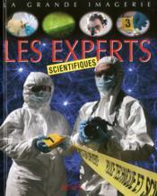 Les experts - Couverture - Format classique
