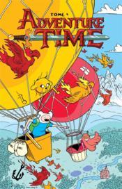 Adventure time t.4 - Couverture - Format classique