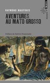 Aventures au Mato Grosso - Couverture - Format classique
