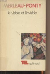 Le visible et l'invisible ; notes de travail - Couverture - Format classique