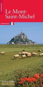 Mont-Saint-Michel - Couverture - Format classique