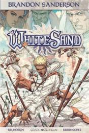 White sand T.1 - Couverture - Format classique