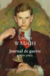 Journal de guerre (1939-1945) - Couverture - Format classique