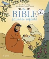 La Bible pour les enfants en BD - Couverture - Format classique