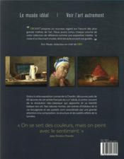 Chardin ; éloge de l'ordinaire - 4ème de couverture - Format classique