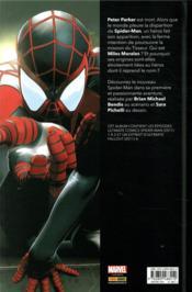 Ultimate Spider-Man ; qui est Miles Moralès ? - 4ème de couverture - Format classique