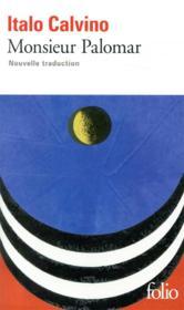 Monsieur Palomar - Couverture - Format classique